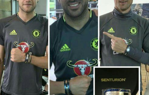 David Luiz Spent Over £1million On Bespoke Edition Of 30 Senturion Keys
