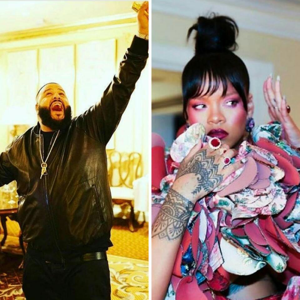 Bikini Photos DJ Khaled Used To Announce New Music With Rihanna