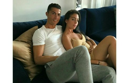 Cristiano Ronaldo Posts His Girlfriend Georgina Rodriguez Photo For The First Time On His Instagram Page