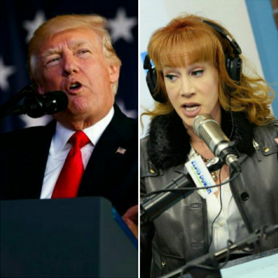 Kathy Griffin Has Apologized For Donald Trump Beheading Photo
