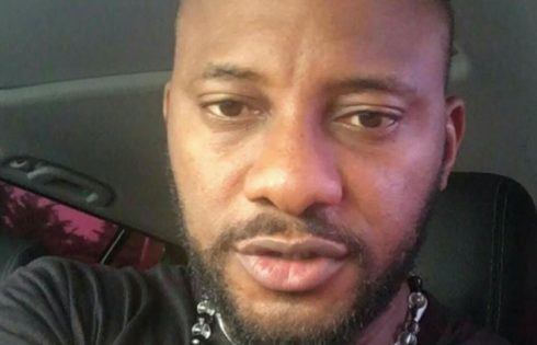 Nollywood Actor Yul Edochie Gives His Take On Domestic Violence