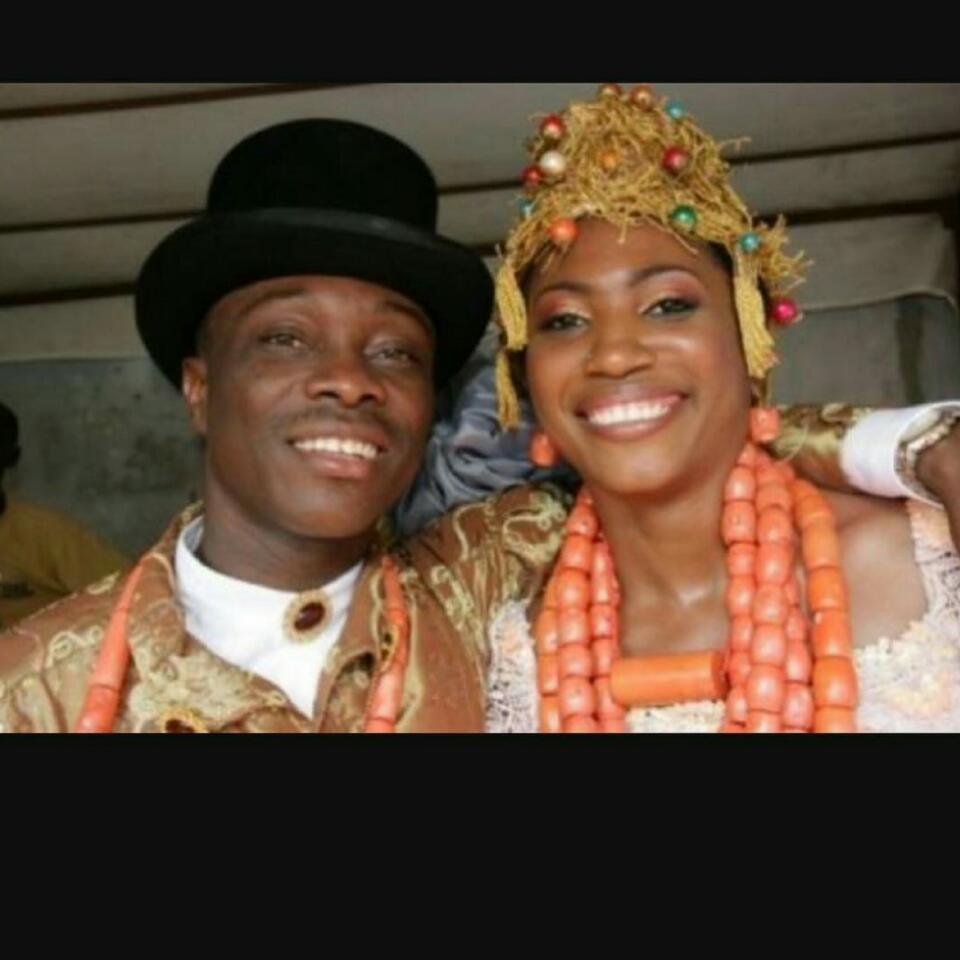 Julius Agwu And Wife Celebrate 9 Years Of Marriage