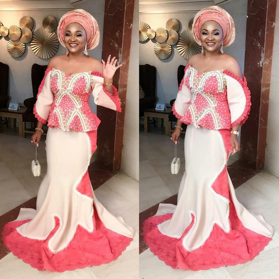Nigerian Actress Mercy Aigbe