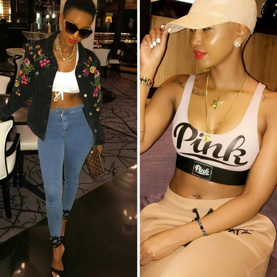 Huddah Monroe Has Continued To Rant Against Nigerian Men