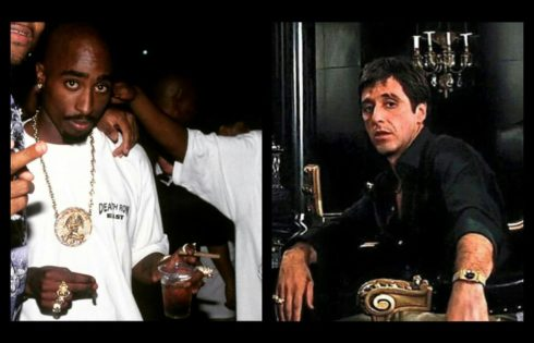 Tupac's Tony Montana Impression In New 'Juice' 25th Anniversary Footage