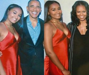 Sasha Obama Celebrates 16th Birthday