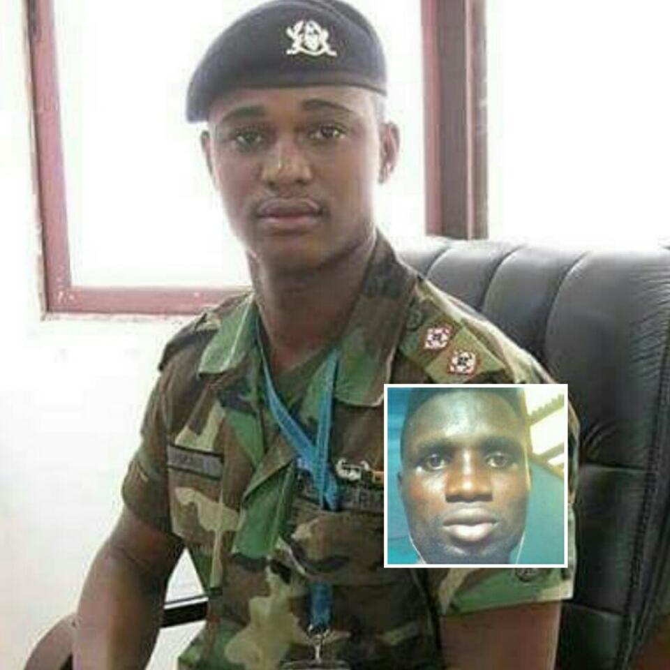 Bullets Killed Major Maxwell Mahama Before He Was Lynched