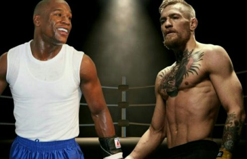 Floyd Mayweather Will Fight Connor McGregor August 26