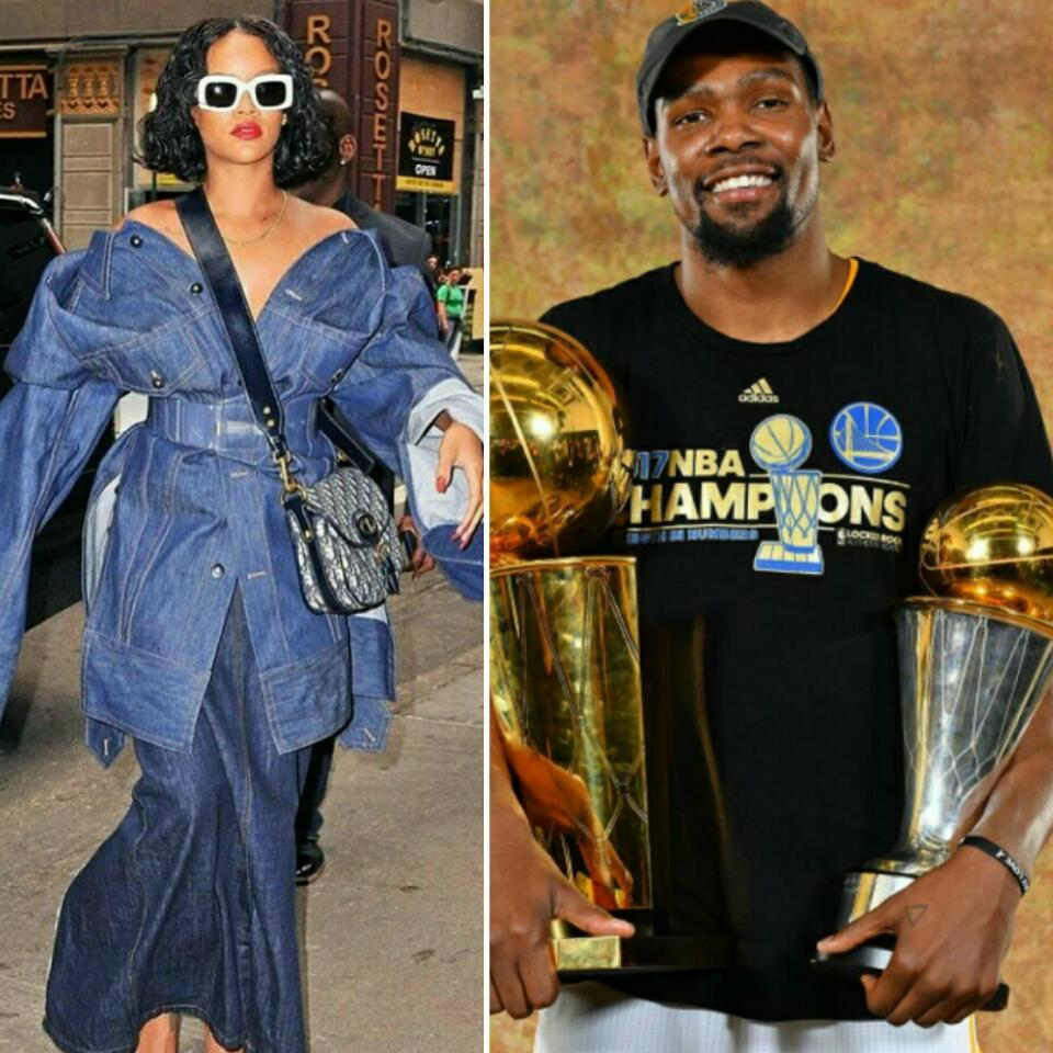 Rihanna Used Hilarious Lion King Parody To Troll Kevin Durant
