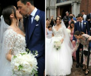 Matteo Darmian Has Married Long-Term Fiancee Francesca Cormanni