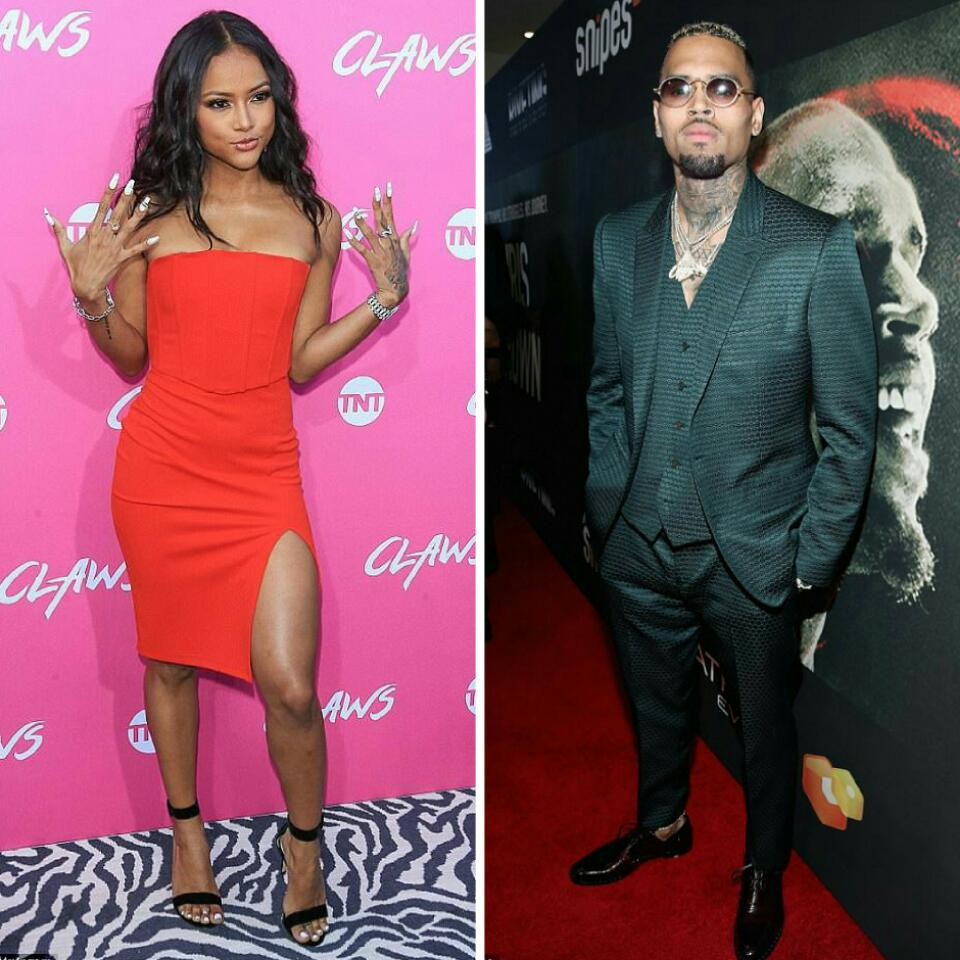0e37d387dd48 Karrueche Tran Has Been Granted 5-Year Restraining Order Against Chris Brown