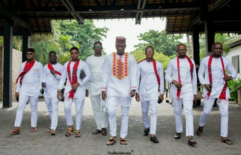 Stonebwoy Has Described His Marriage As What Real Men Do