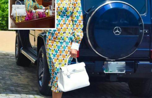 Chika Ike And Her G-Wagon
