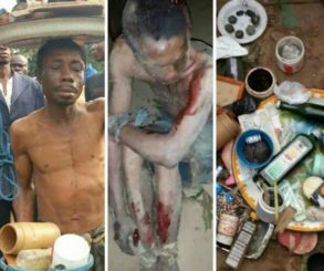 Esau Ihemeje Man Suspected Of Being A Wizard Attacked And Sent Packing From His Village In Abia State