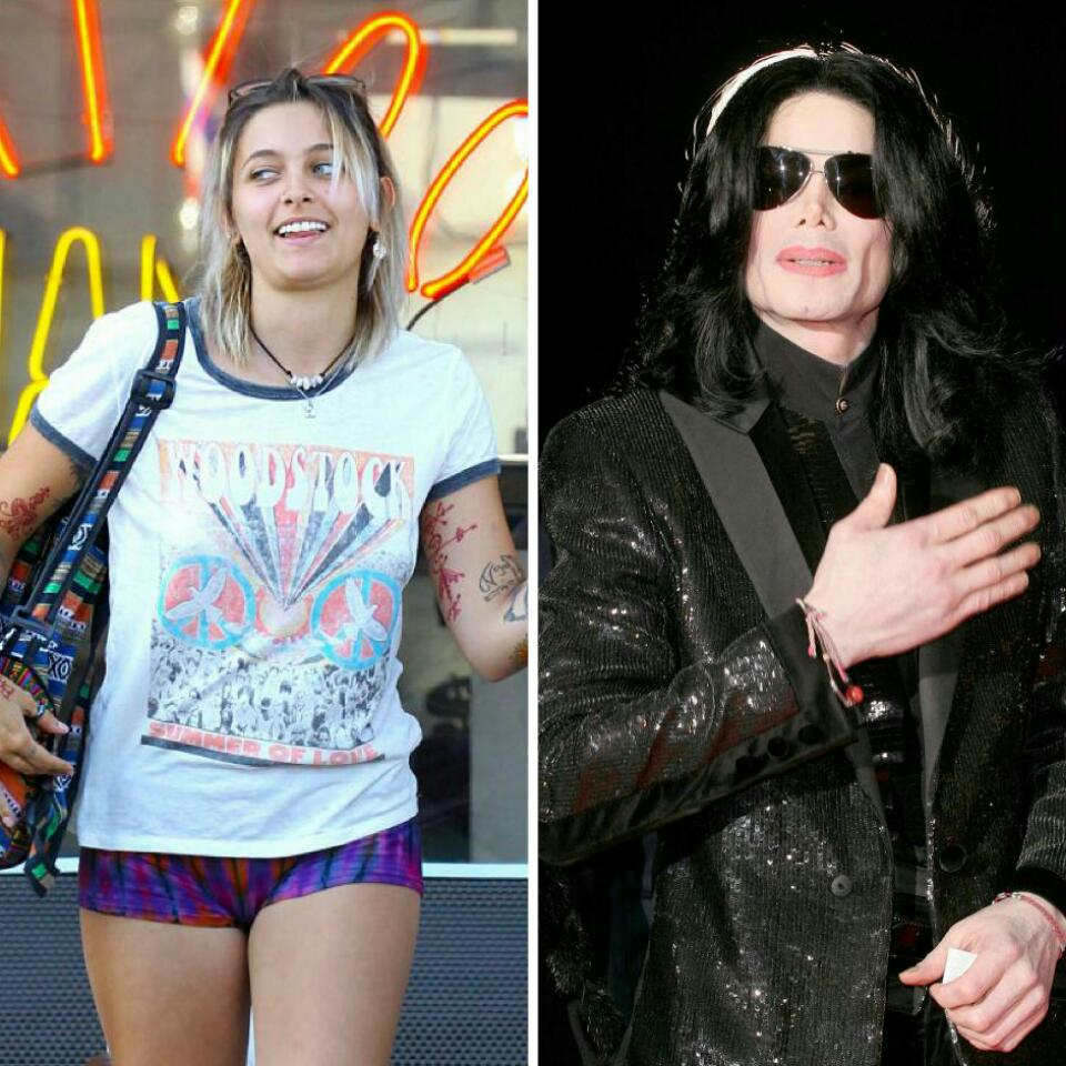Tattoo Paris Jackson Got In Memory Of Her Late Father Michael Jackson