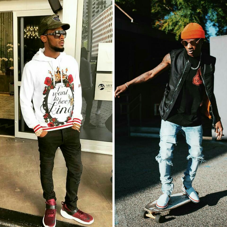 D'Banj Slammed Wizkid's Fan Who Said It's Disgraceful To Hear And Watch His New Song