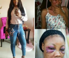 Domestic Violence Victim Mercy Aigbe