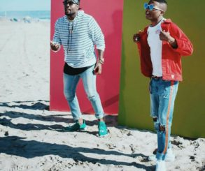 Wale And Wizkid My Love Photoshoot
