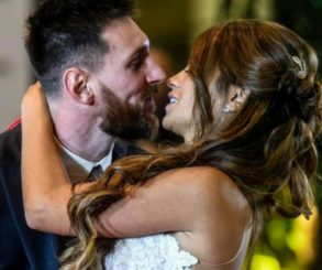 Lionel Messi Married Antonella Roccuzzo In Argentina
