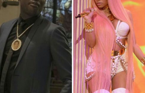 Nicki Minaj Threw Some Shade At Meek Mill After Jay Z Dropped Latest Album