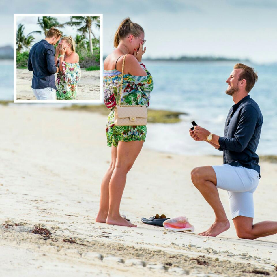 Harry Kane Has Proposed To Girlfriend Katie Goodland