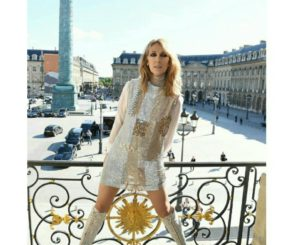 Celine Dion Poses Naked For Vogue Magazine