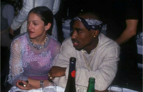 Emotional Letter Tupac Wrote From A Prison Cell Revealing Split From Madonna