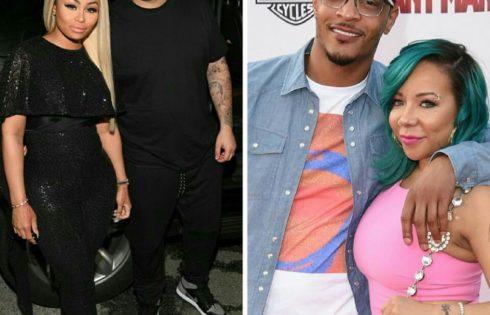 Rob Kardashian Has Claimed T.I. Paid Blac Chyna To Have Threesomes With Him And Estranged Wife Tameka Tiny