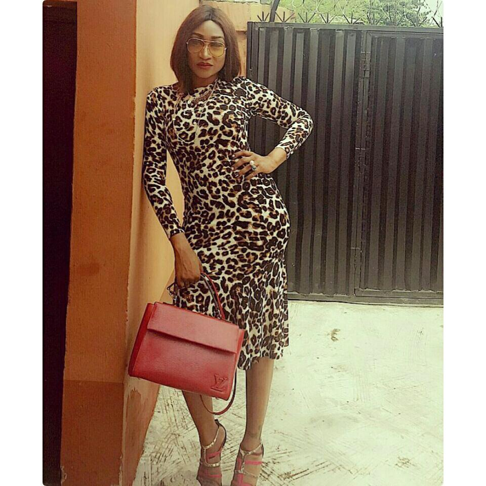 Oge Okoye And Her One-Sided Photoshop Hip Slaughtered