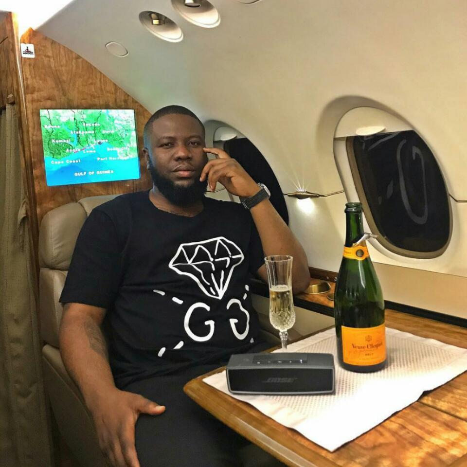 Hushpuppi Shows Off The Real Patek Philippe On His Wrist