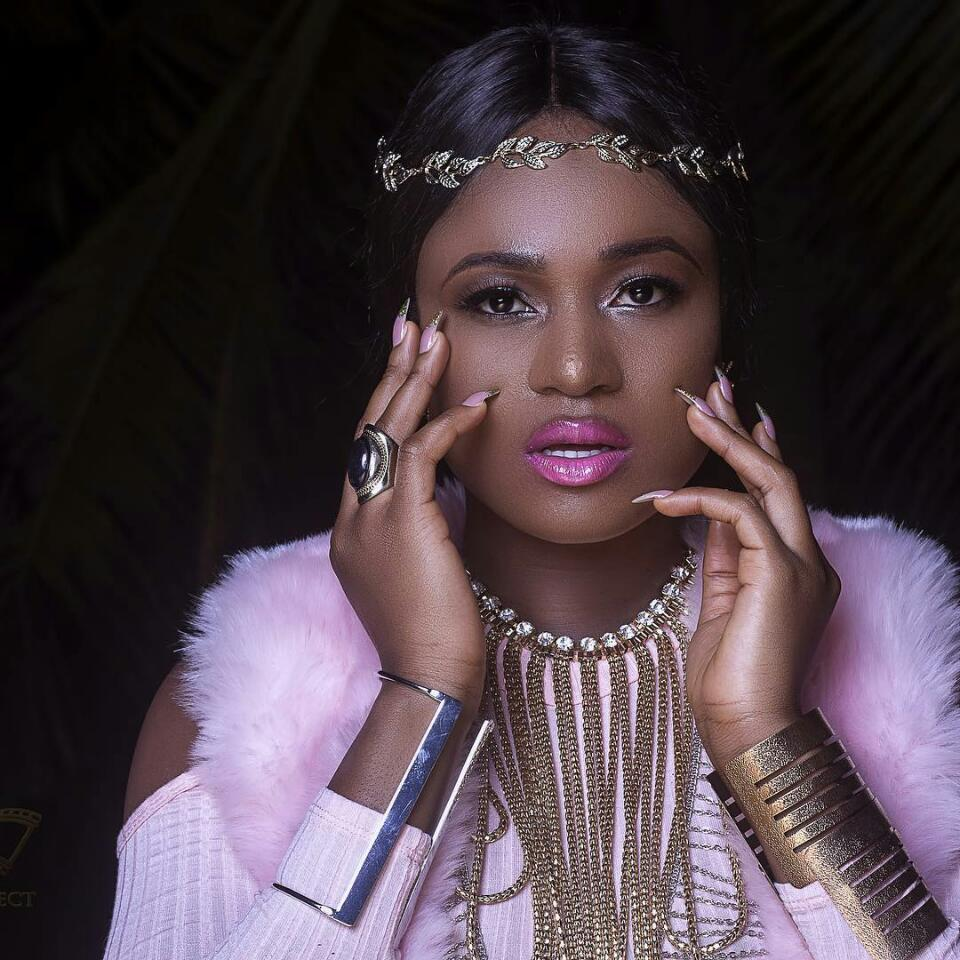 Christabel Ekeh Goes Completely Naked In New Instagram Photos