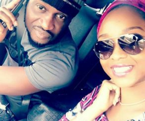 Paul Okoye And Wife Anita Welcome Twins