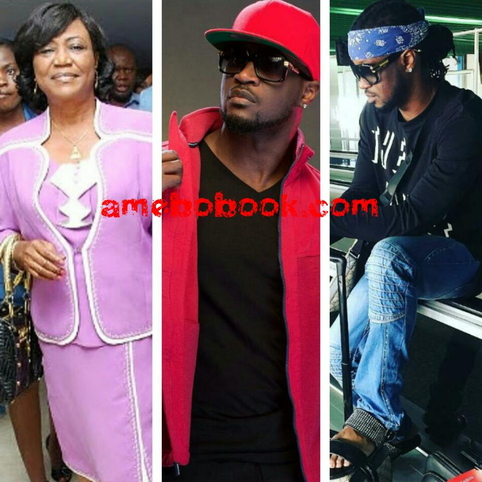 Peter And Paul Okoye Remember Their Mum Josephine Okoye Five Years After Her Death