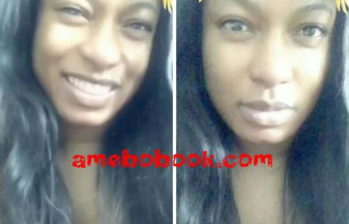 Chika Ike Without Makeup