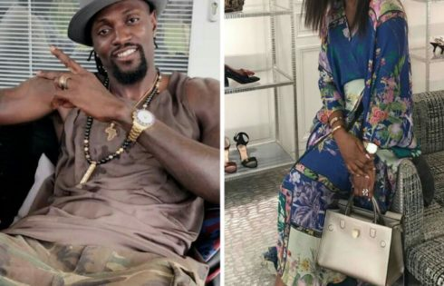 Emmanuel Adebayor Trying To Date Genevieve Nnaji