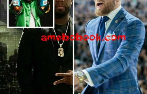 50 Cent Thinks Conor McGregor Is A Little Leprechaun Coming Full Speed Ahead