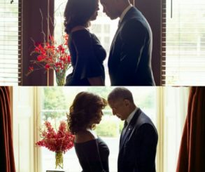 Couple Channel Michelle And Barack Obama In Engagement Shoot