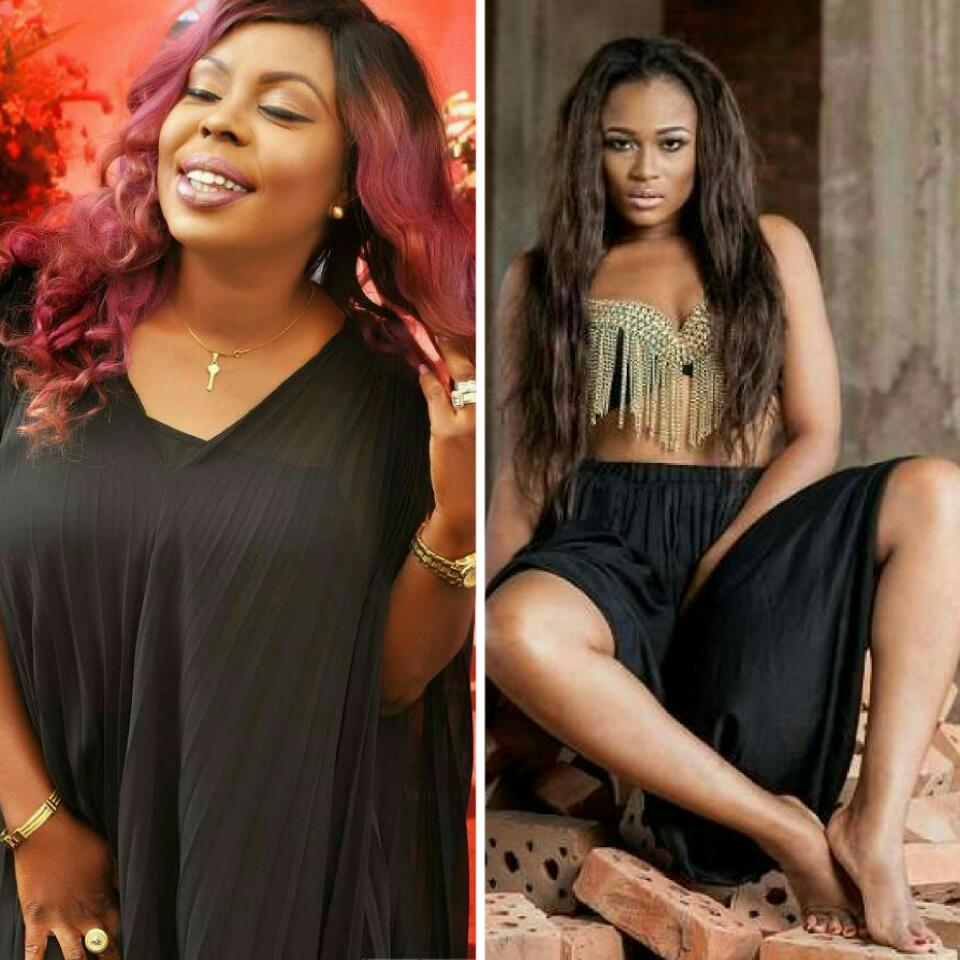 Open Letter Afia Schwarzenegger Penned To Christabel Ekeh Family
