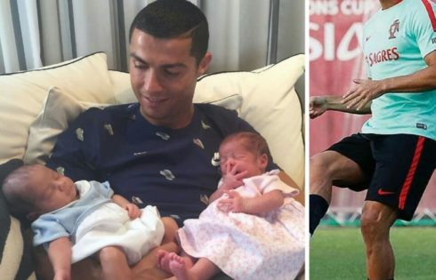 Gentil Martins Thinks IT'S A SERIOUS CRIME For Cristiano Ronaldo To Have Children Using Surrogate