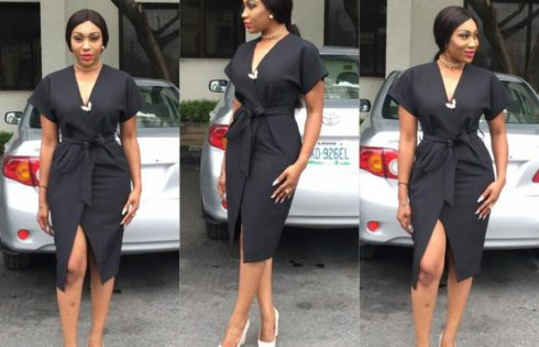 Ebube Nwagbo Absolutely Gorgeous In New Photos