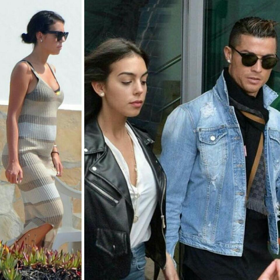 Cristiano Ronaldo Has Confirmed Girlfriend Georgina Rodriguez Is Pregnant With His Fourth Child
