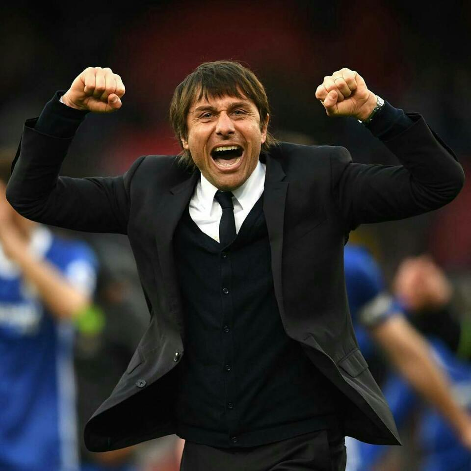 Antonio Conte Has Signed A New Two-Year Contract With Chelsea