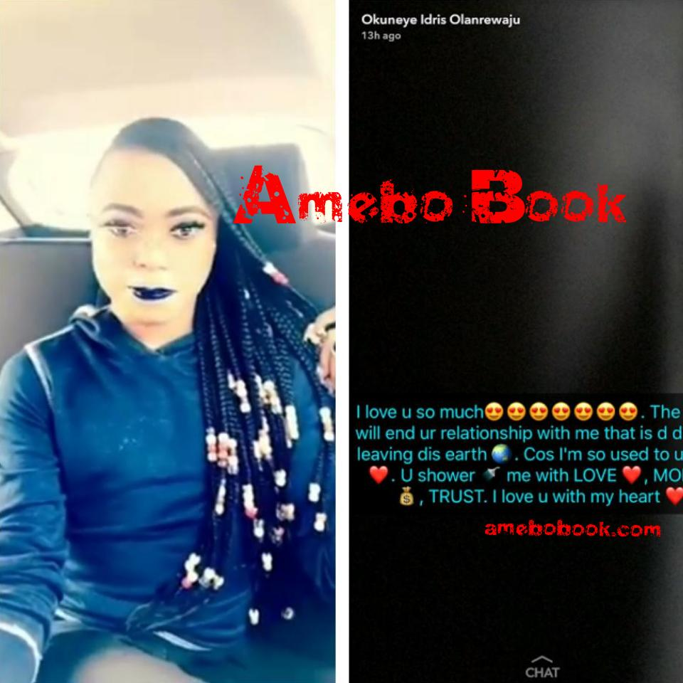 Bobrisky Vows To Kill Himself The Day His Bae Breaks Up With Him