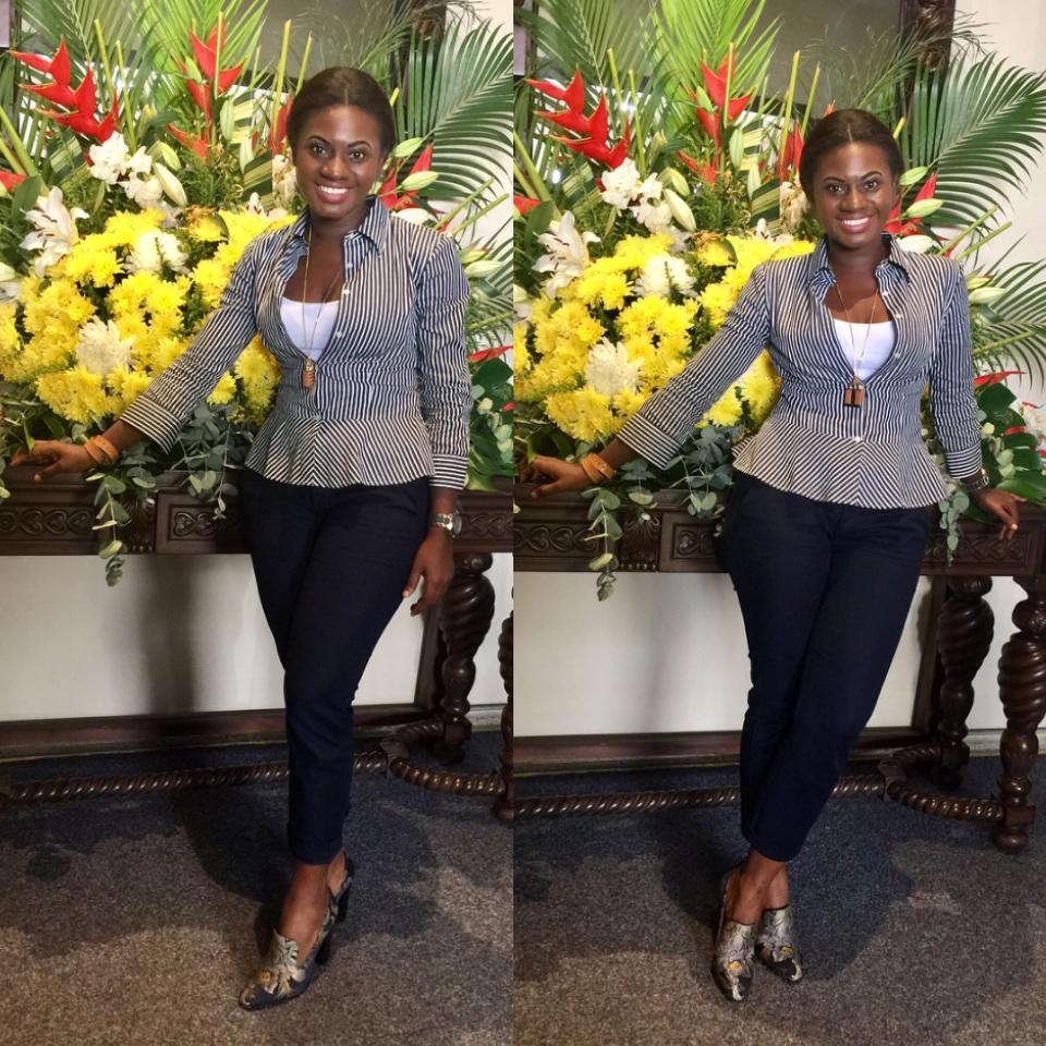 Martha Ankomah Is Slay Queen In New Photoshoot