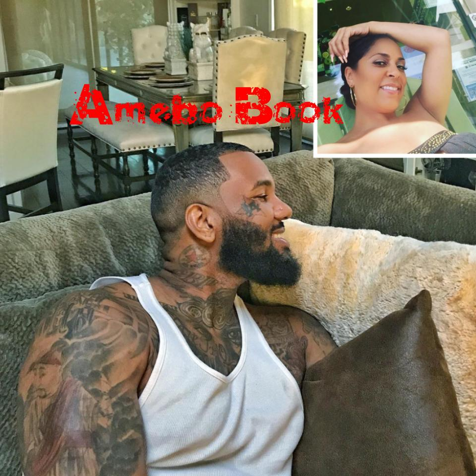 The Game Pens Open Message To Baby mama Tiffney Cambridge