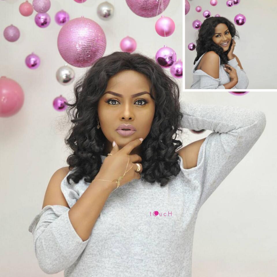 Ghanaian Actress Nana Ama McBrown
