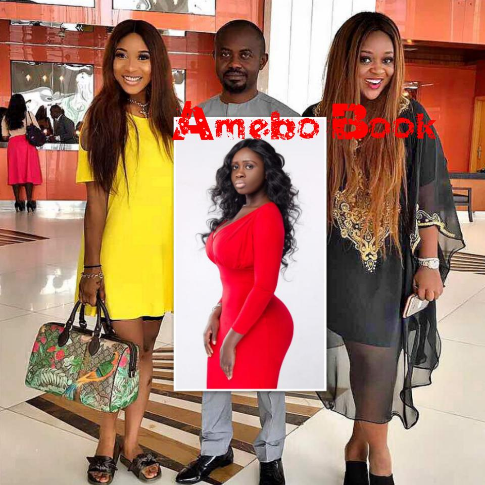 Tonto Dikeh And Jackie Appiah Are Pictured Together