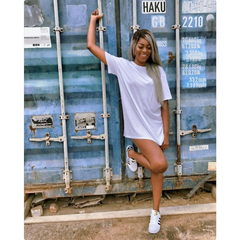 Yvonne Nelson Puts Legs On Display Without Rocking Any Pants