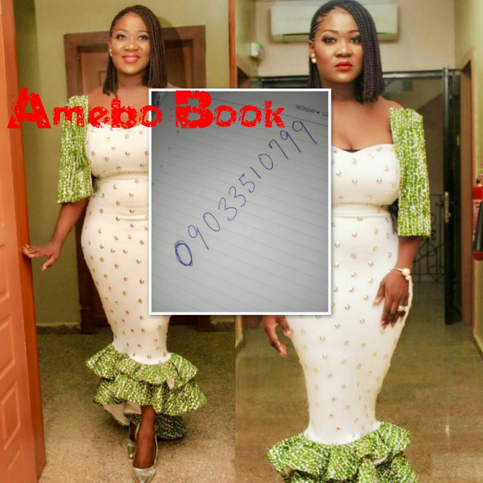 Mercy Johnson Has Raised An Alarm After Receiving Strange Calls And Insulting Texts