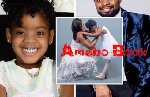 Basketmouth Wishes Daughter Janelle Happy Birthday